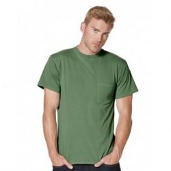 Next Level 7415 Inspired Dye Short Sleeve Pocket Crew