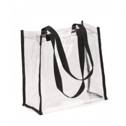 OAD OAD5004 Clear Value Tote