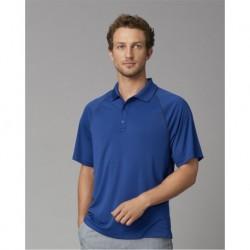 PRIM + PREUX 2027 Energy Raglan Sport Shirt