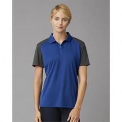 PRIM + PREUX 2039L Women's Energy Color Block Sport Shirt