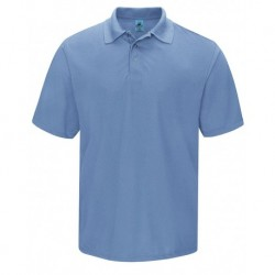 Red Kap SK24 Spun Polyester Polo with Gripper-Front