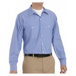 Red Kap SP10L Premium Long Sleeve Work Shirt Long Sizes