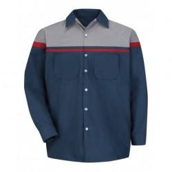 Red Kap SP14AC Performance Tech Long Sleeve Shirt