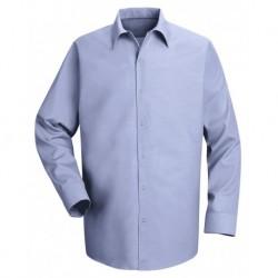 Red Kap SP16 Specialized Pocketless Long Sleeve Workshirt