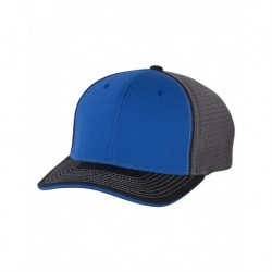 Richardson 172 Fitted Pulse Sportmesh with R-Flex Cap