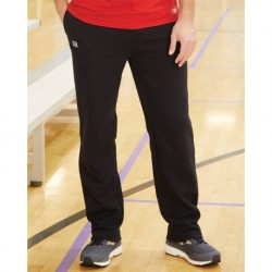 Russell Athletic 82ANSM Cotton Rich Open Bottom Sweatpants