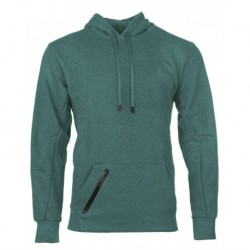 Russell Athletic 82HNSM Cotton Rich Hooded Pullover Sweatshirt