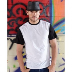 SubliVie 1902 Blackout Polyester Sublimation Tee