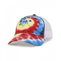 The Game GB470 Lido Tie-Dyed Trucker Cap
