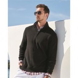 Tommy Hilfiger 13H1858 Quarter-Zip Pullover Sweatshirt