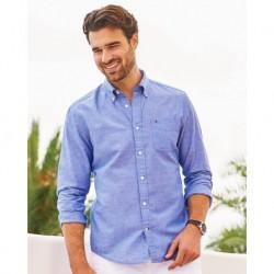 Tommy Hilfiger 13H1910 Cotton/Linen Shirt