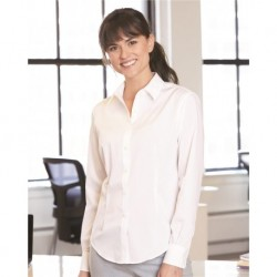 Van Heusen 13V0462 Women's Flex 3 Shirt With Four-Way Stretch