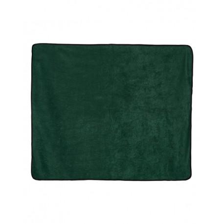 8701 Alpine Fleece 8701 Polyester/Nylon Picnic Blanket FOREST