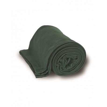 8710 Alpine Fleece 8710 Sweatshirt Blanket Throw FOREST