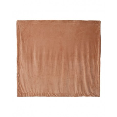 8726 Alpine Fleece 8726 Oversized Mink Sherpa Blanket CAMEL