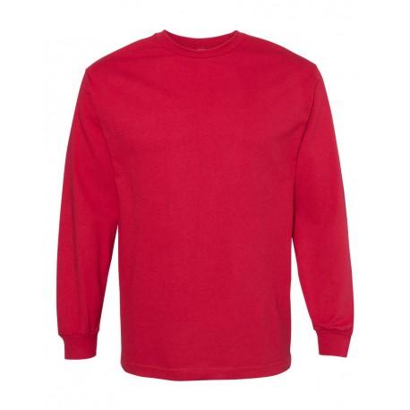 1304 ALSTYLE 1304 Classic Long Sleeve T-Shirt CARDINAL