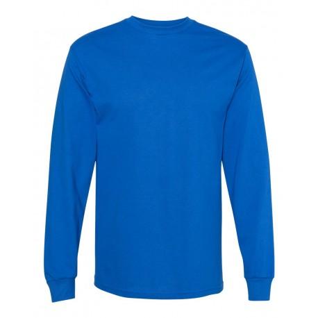 1904 ALSTYLE 1904 Heavyweight Long Sleeve T-Shirt ROYAL
