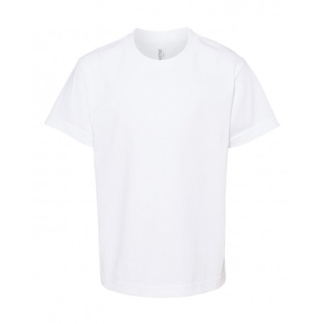 3381 ALSTYLE 3381 Youth Classic T-Shirt WHITE