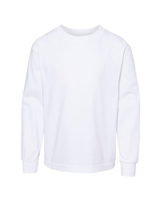 3384 Alstyle WHITE