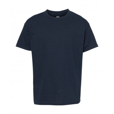 3981 ALSTYLE 3981 Youth Heavyweight T-Shirt NAVY