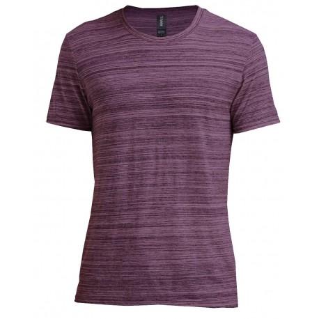 6750ID Anvil 6750ID Streak T-Shirt ID MAROON