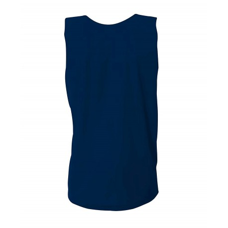 560RY Alleson Athletic 560RY Youth Reversible Mesh Tank Royal/Light Gold