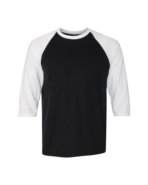 6755 Anvil BLACK/ WHITE
