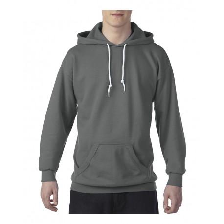 71500 Anvil 71500 Hooded Fleece Sweatshirt CHARCOAL