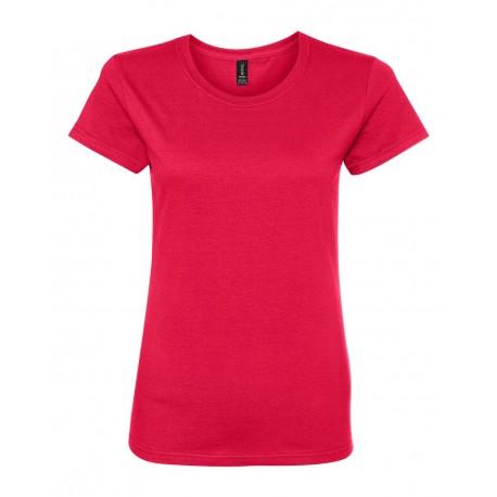 780L Anvil 780L Women's Midweight T-Shirt RED
