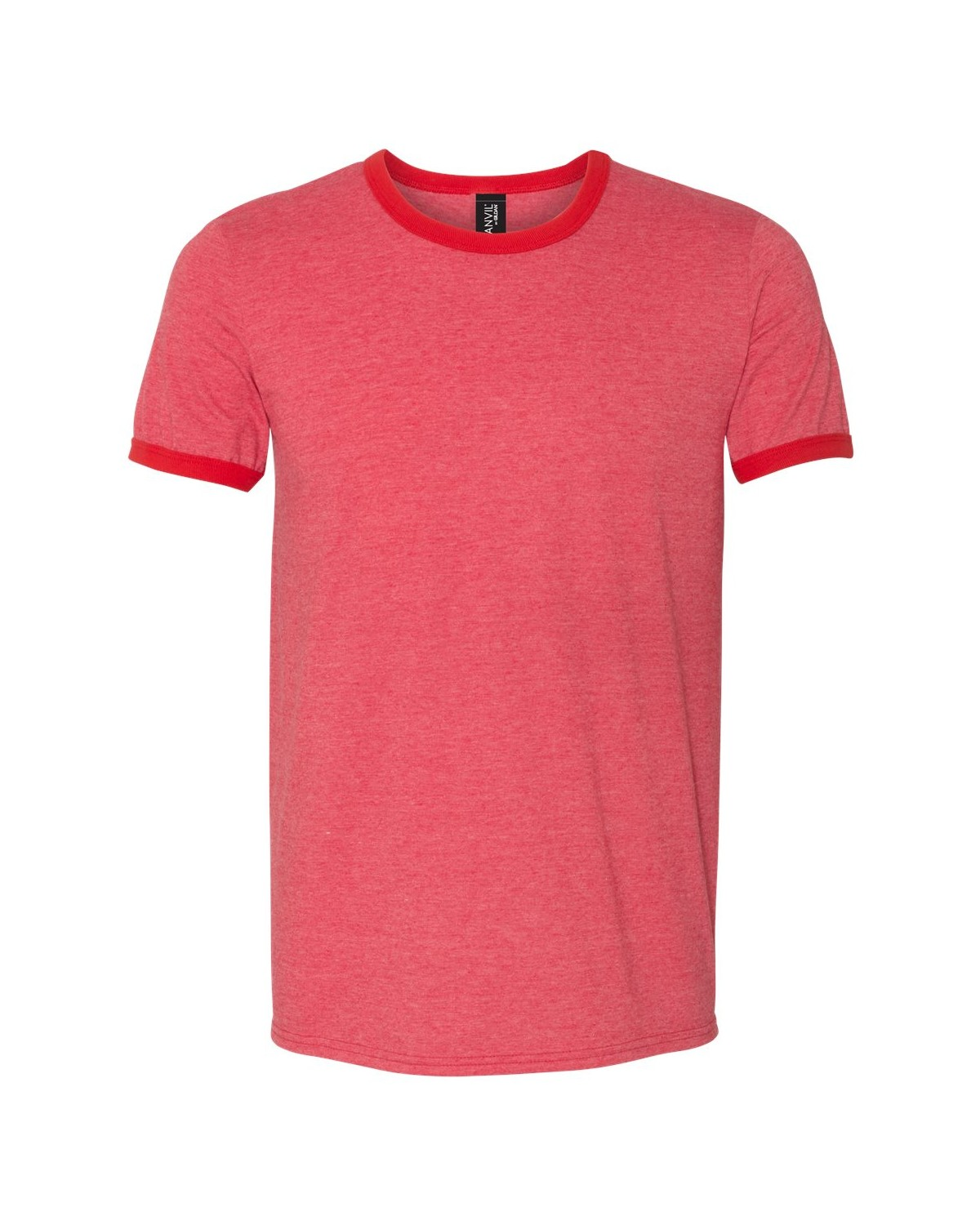 988 Anvil Heather Red/ Red