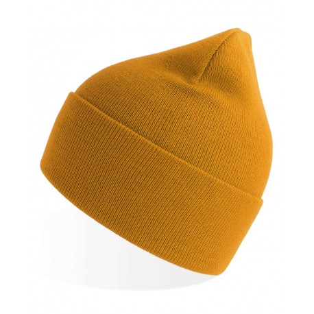 PURB Atlantis Headwear PURB Pure - Sustainable Knit Mustard Yellow (Mostarda)
