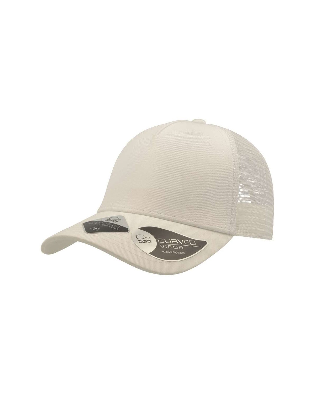 RARE Atlantis Headwear White/ White (Bianco/ Bianco)