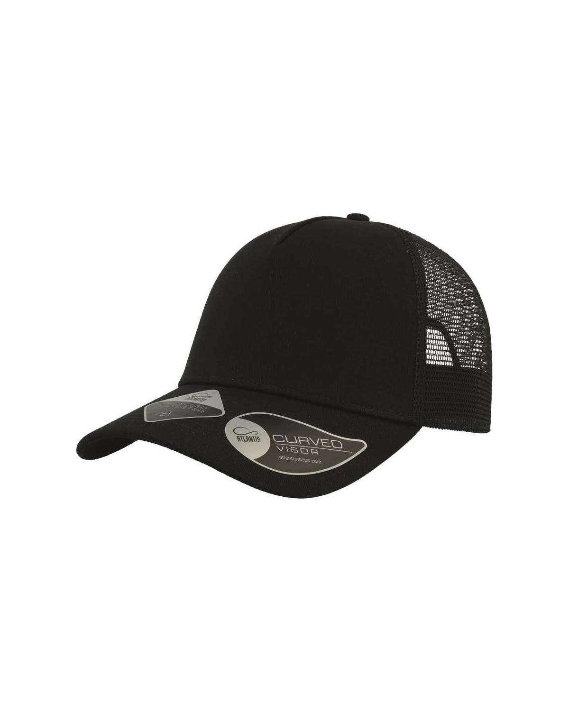 RARE Atlantis Headwear Black/ Black (Nero/ Nero)