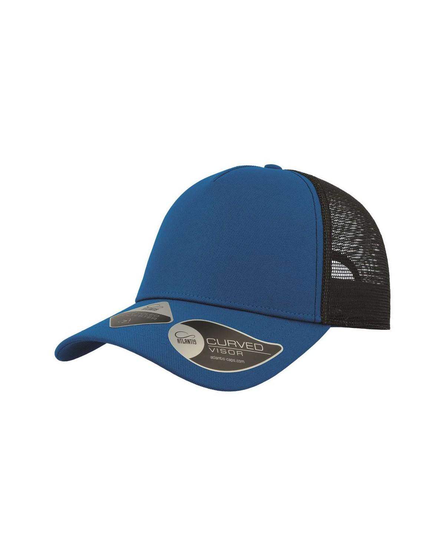 RARE Atlantis Headwear Royal/ Black (Reale/ Nero)