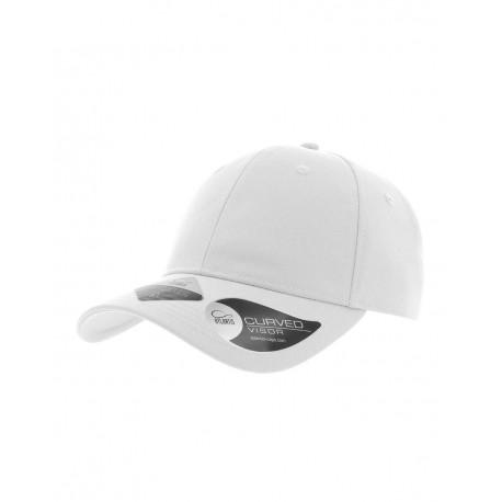 RECC Atlantis Headwear RECC Sustainable Recycled Cap White (Bianco)