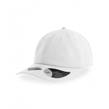 REFE Atlantis Headwear REFE Sustainable Recy Feel Cap White (Bianco)