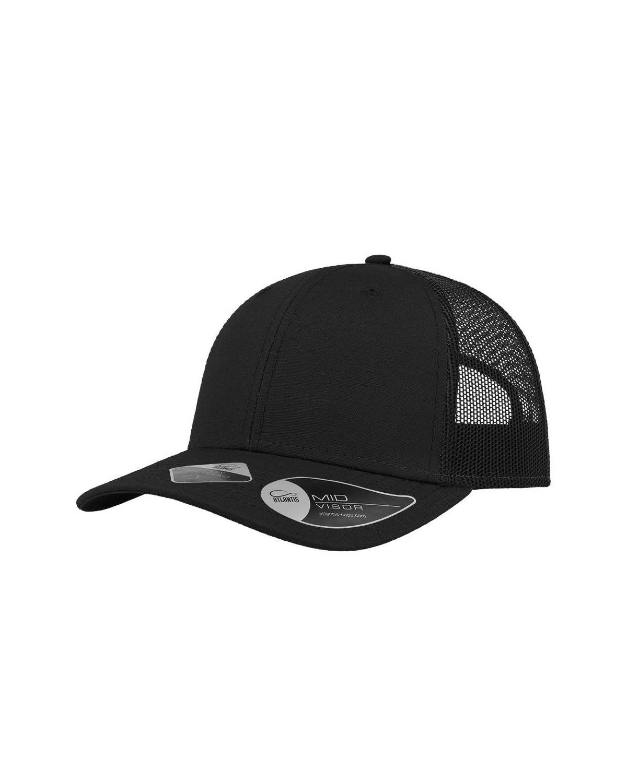RETH Atlantis Headwear Black/ Black (Nero/ Nero)