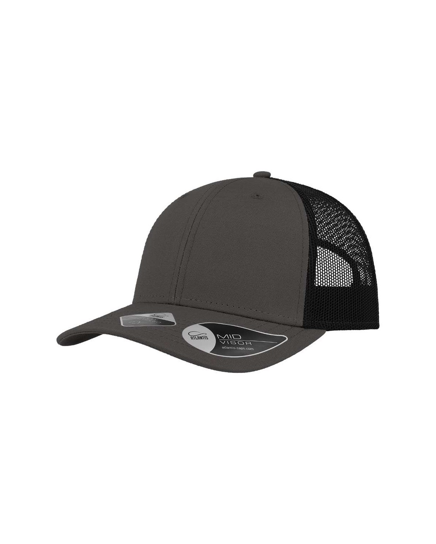 RETH Atlantis Headwear Dark Grey/ Black (Grigio Scuro/ Nero)