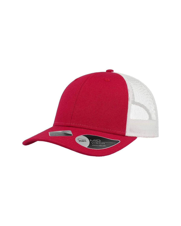 RETH Atlantis Headwear Red/ White (Rosso/ Bianco)