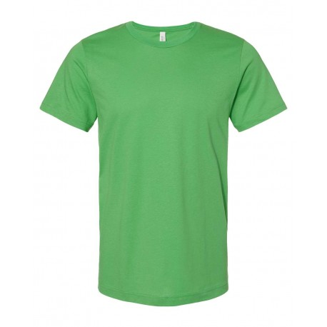 3001 BELLA + CANVAS 3001 Unisex Jersey Tee Synthetic Green