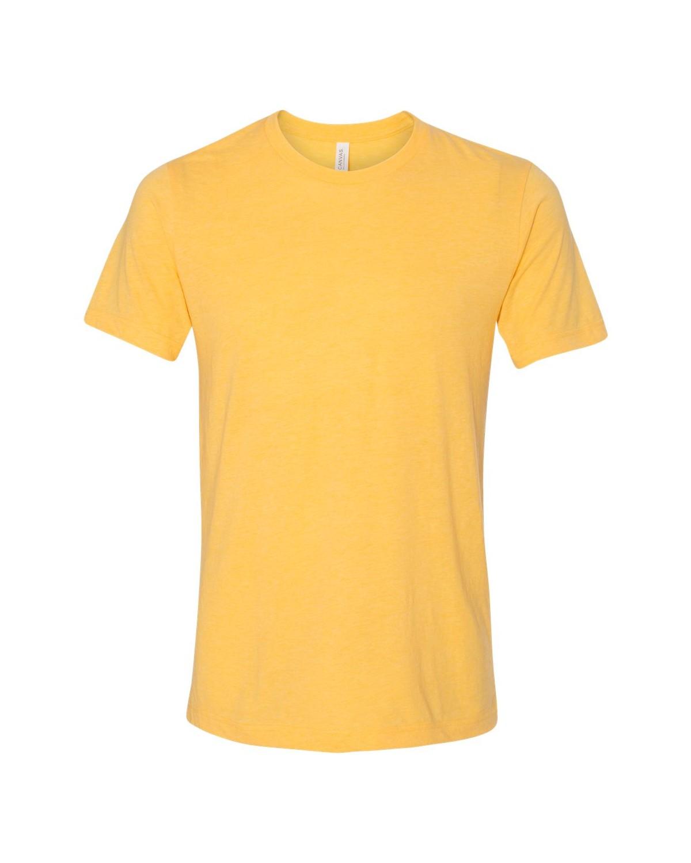 3413 Bella + Canvas Yellow Gold Triblend