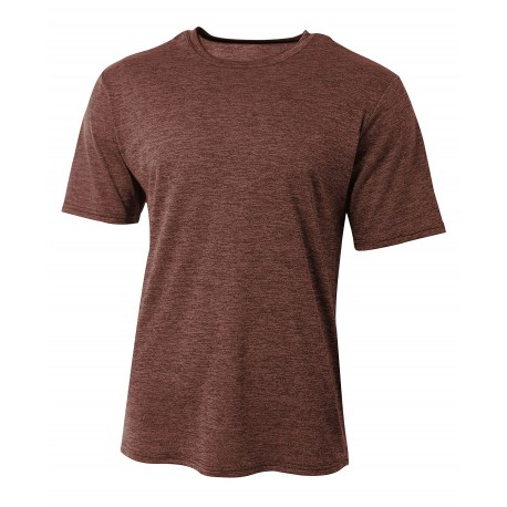 A4N3010 A4 A4N3010 Adult Inspire Performance Tee CHARCOAL
