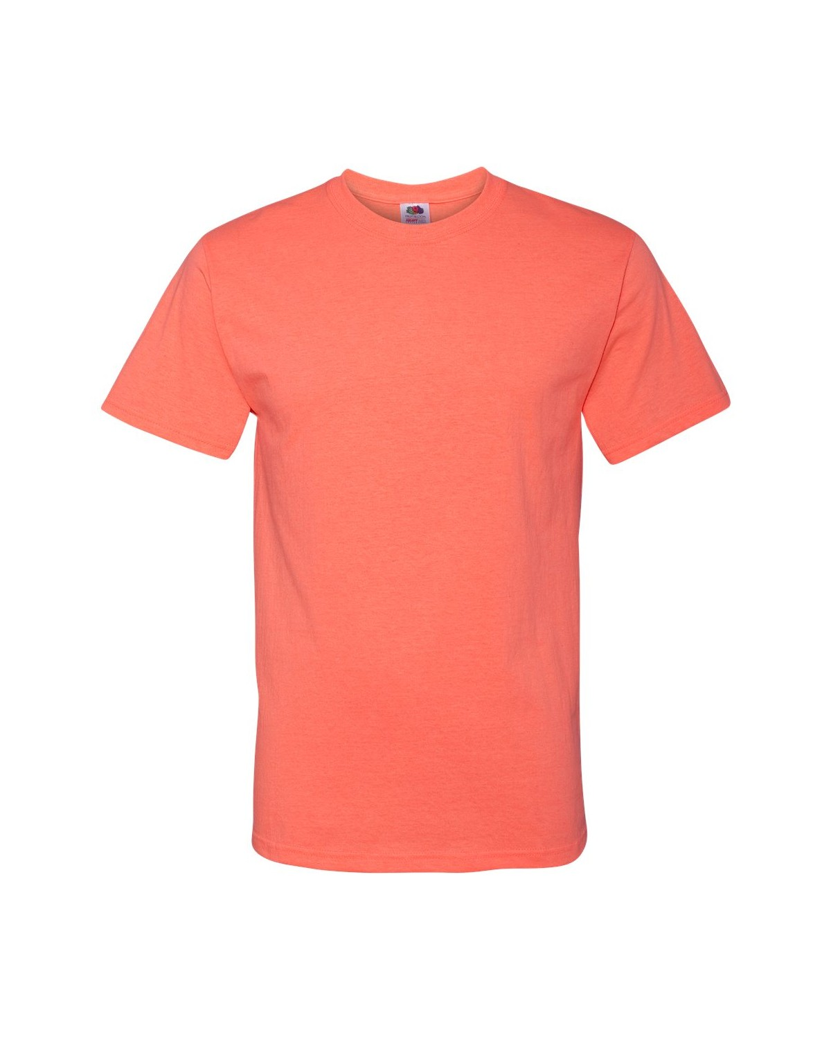 3930R Fruit of the Loom Retro Heather Coral