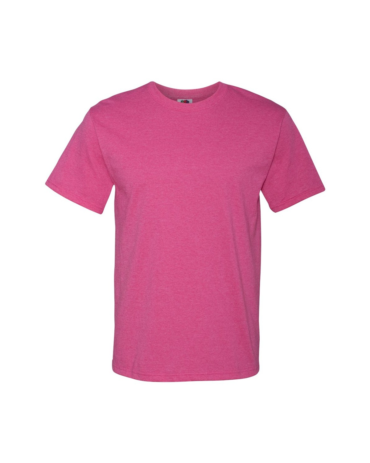 3930R Fruit of the Loom Retro Heather Pink