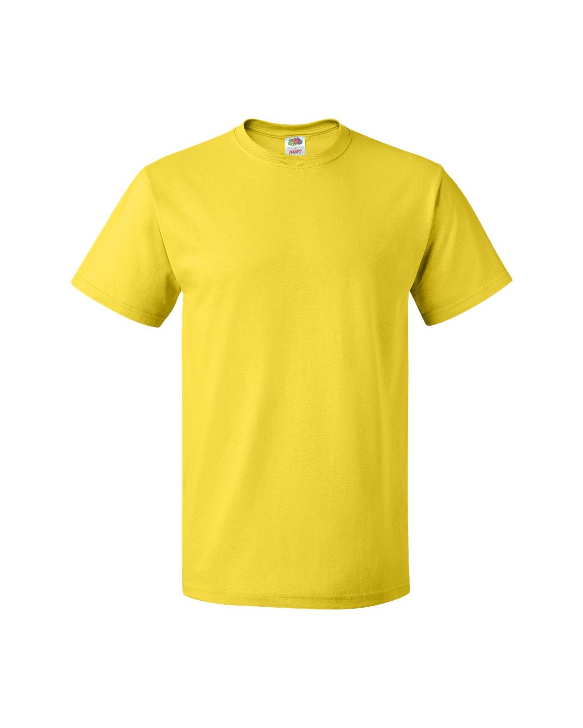 3930R Fruit of the Loom YELLOW