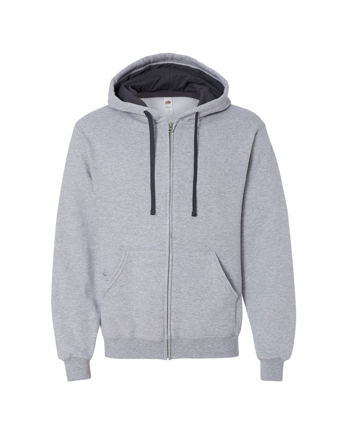 SF73R Fruit of the Loom ATHLETIC HEATHER