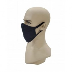 Q-Tees QMASK100 100% Cotton Face Mask