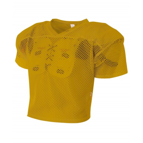 A4N4190 A4 A4N4190 Adult Drills Practice Jersey GOLD