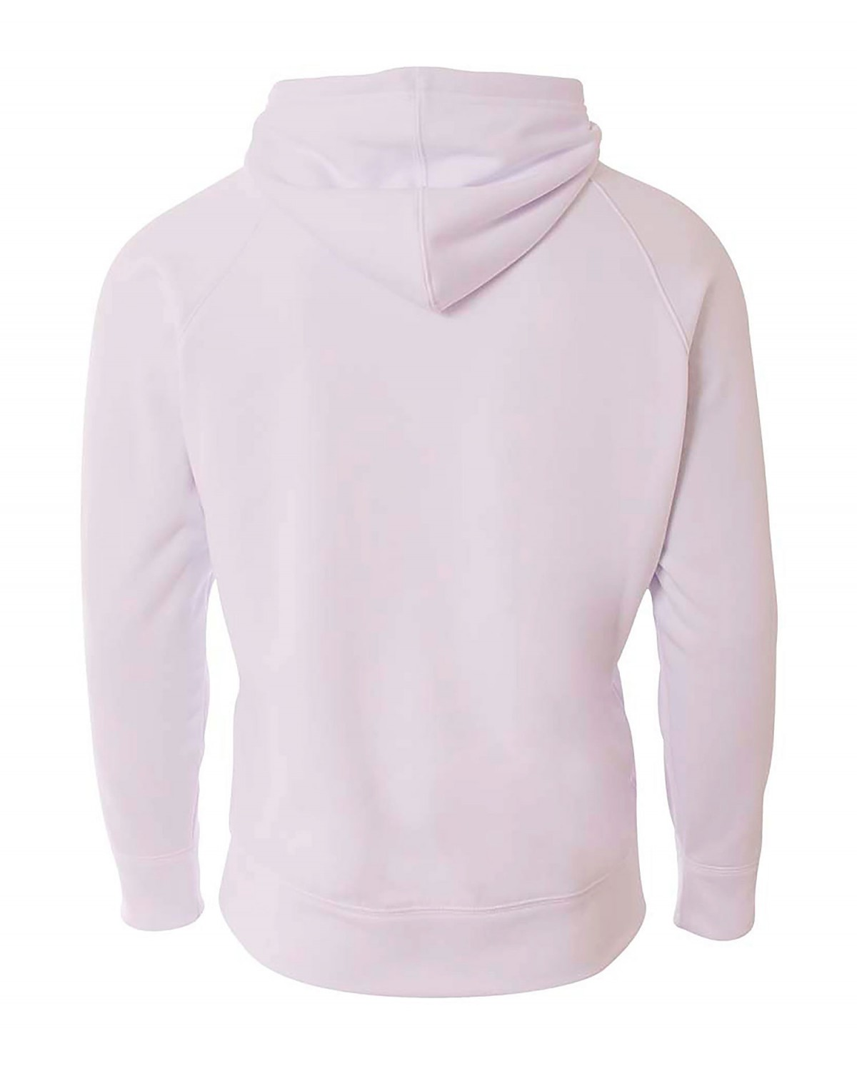 AABB410W American Apparel WHITE/RED