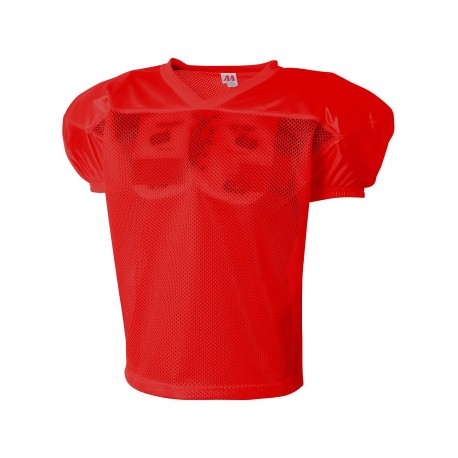 A4N4260 A4 A4N4260 Adult Drills Practice Jersey SCARLET